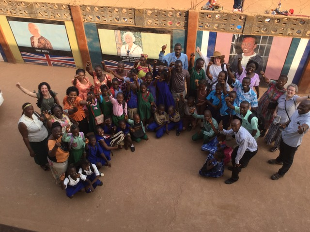 Local teachers connecting classrooms with Bo