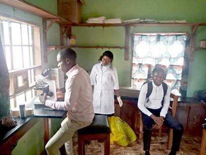 Yemoh town lab