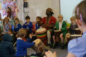 DSC07734 Drumming